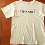 洗濯物を上手にたたむ方法-その1-「半そでTシャツ」をたたむコツ